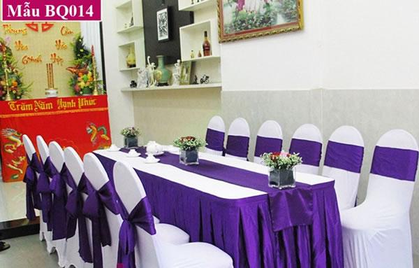 Cho thuê bàn ghế đám cưới ở tại TP Vinh Nghệ An