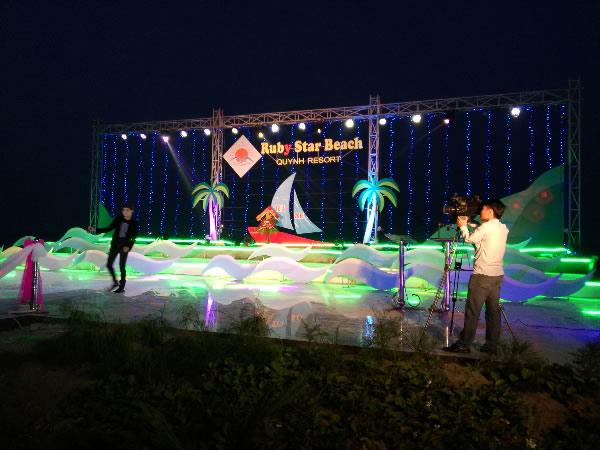 Khai trương mùa du lịch biển Quỳnh tại Quỳnh Lưu, Nghệ An